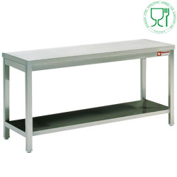 Work Tables ● Stainless