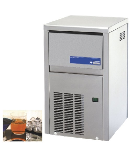 Whole Ice Cube Maker 25 Kg With Storage