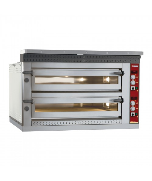LD8/35-N Dual Electric Infrared Pizza Oven