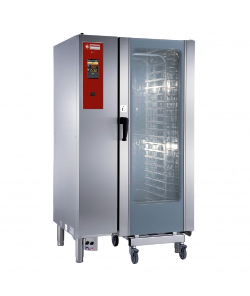 SBET/20-CL Electric Combi Oven Touchscreen Boiler Steam / Convection 20 X GN1/1