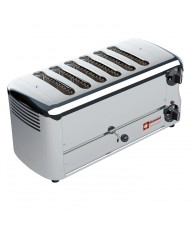 D6GP-X Electric Toaster 6 Slot
