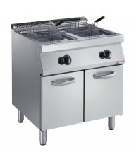 G17/F30A8-AGA Gas Fryer Dual Pan 2 x 15L 700mm