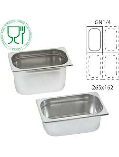 1/4-150 Gastronorm Tub GN1/4 H150mm