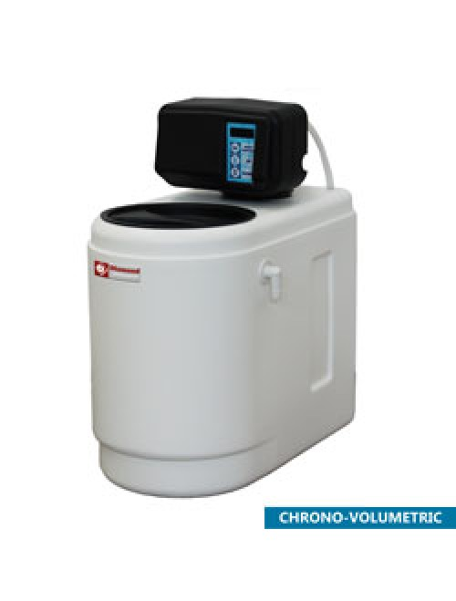 Chrono-Volumetric Water Softener 5L