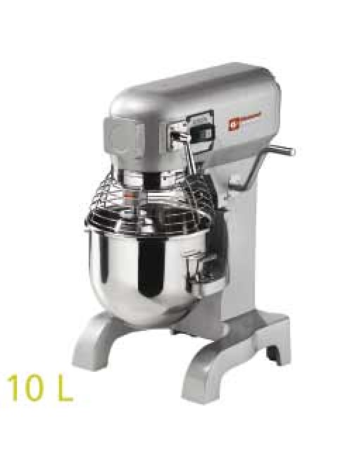 BM-10AT/N Whisk Mixer 10 Liters 3 Speeds