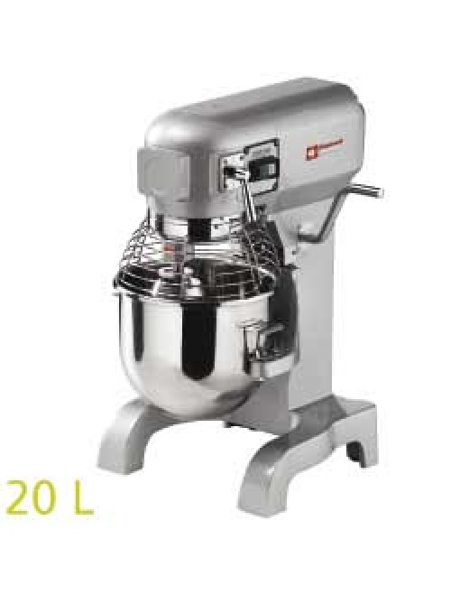 BM-20AT/N Whisk Mixer 20 Liters 3 Speeds
