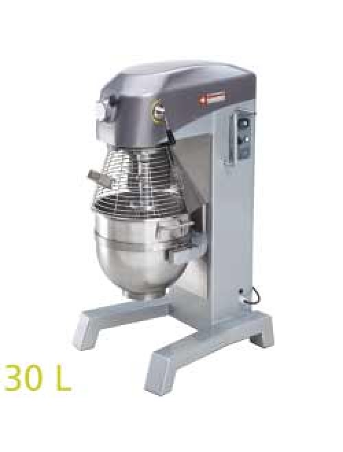 BM-30AT/N Whisk Mixer 30 Liters 3 Speeds