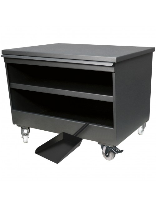 BRC/120 Base On Wheels With Storage For Coal (CBQ-120)