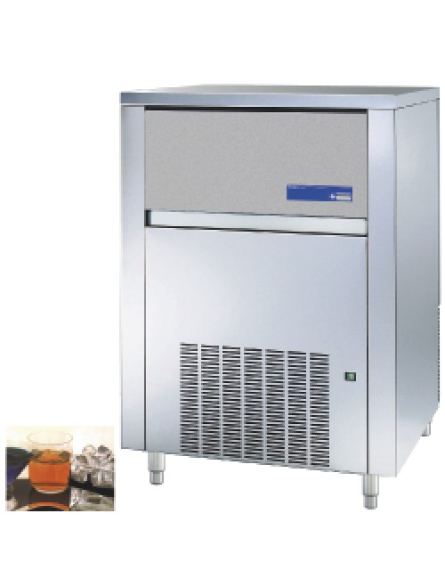 Whole Ice Cube Maker 125 Kg With Storage