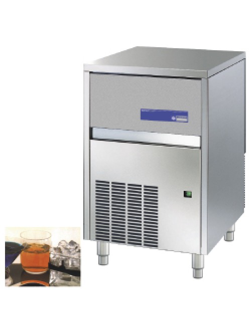 Whole Ice Cube Maker 65 Kg With Storage