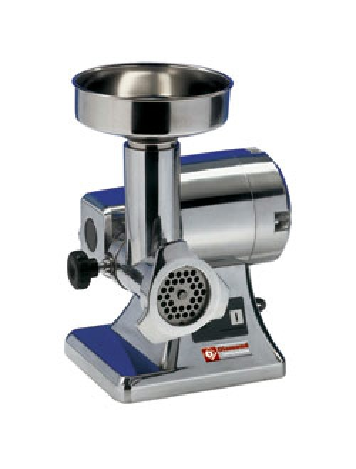 TS8 Commercial Meat Mincer N°8 - 20Kg/H Capacity