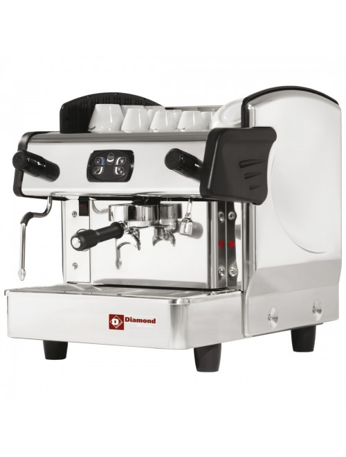 AROMA/1E-N 1 Group Volumetric Espresso Machine