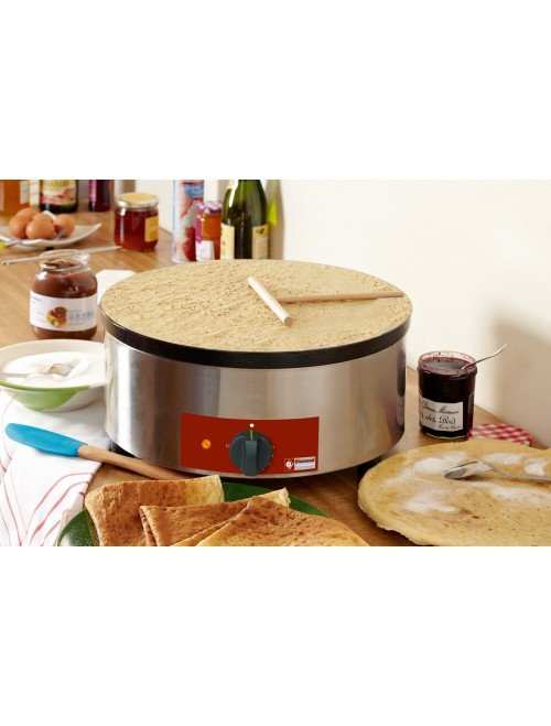 BRET/ACT-CREPES Commercial Electric Crepe Maker Kit Complete