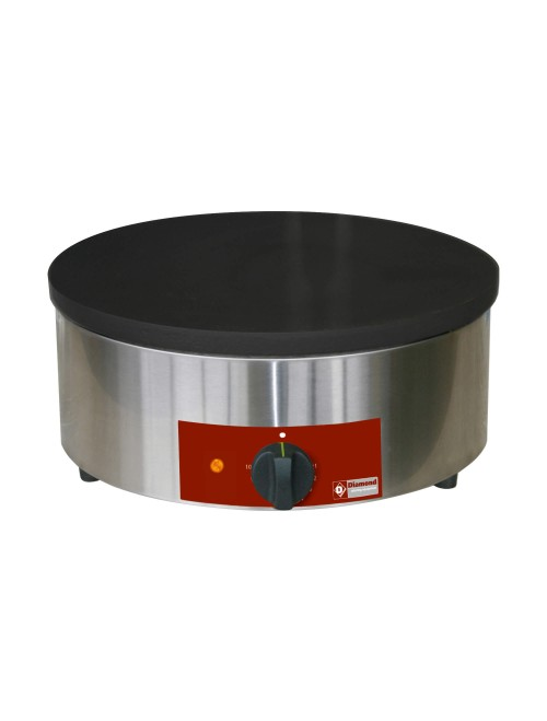 BRET/1E-HR Commercial Electric Crepe Maker Pan High Output