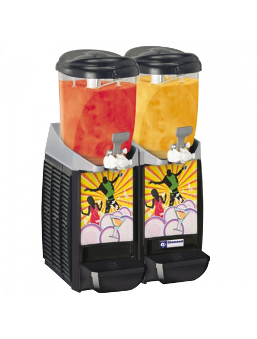 CAR/2 Slush & Granita Machine 2 x 5.5L Capacity