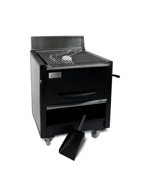 CBQ-B10 Charcoal Barbecue (40 Kg/h Meat Output)