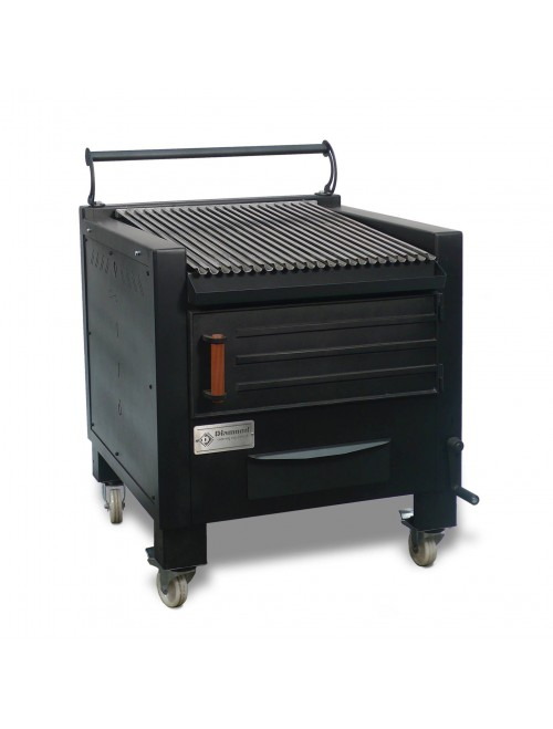 CBQ-M80 Charcoal Barbecue (40 Kg/h Meat Output)