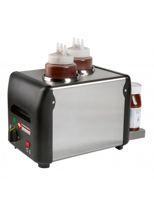 CC/NUT-2D Dual Chocolate Sauce Heater