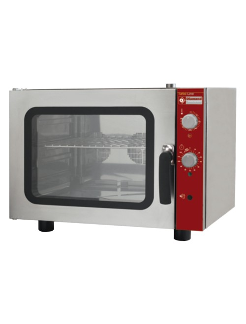 CGE23-N 4 Tray Electric Convection Oven Manual Humidification