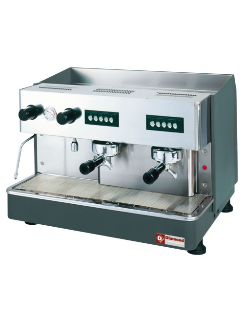 COMPACT/2E 2 Group Volumetric Espresso Machine