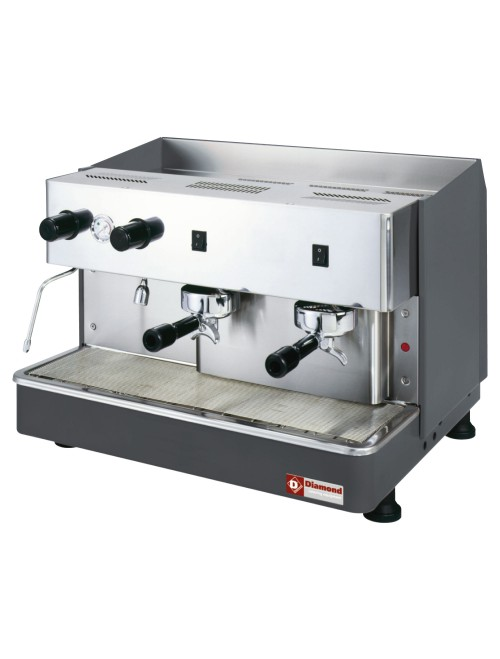 COMPACT/2P 2 Group Semi-Automatic Espresso Machine