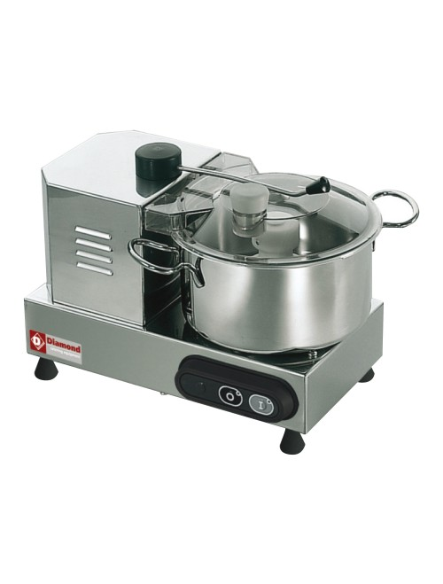 CSP/4 Professional Electric Vegetable Cutter & Food Processor