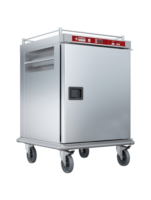 CTH10-EK Heated Meals Trolley with Humidification 10 x GN2/1