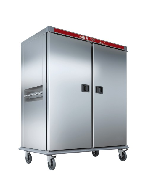 CTH40-EK Heated Meals Trolley with Humidification 40 x GN2/1