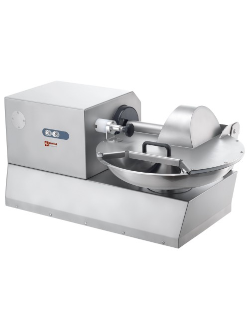 CUT-H12 Horizontal Bowl Cutter 12L Capacity Fixed Speed