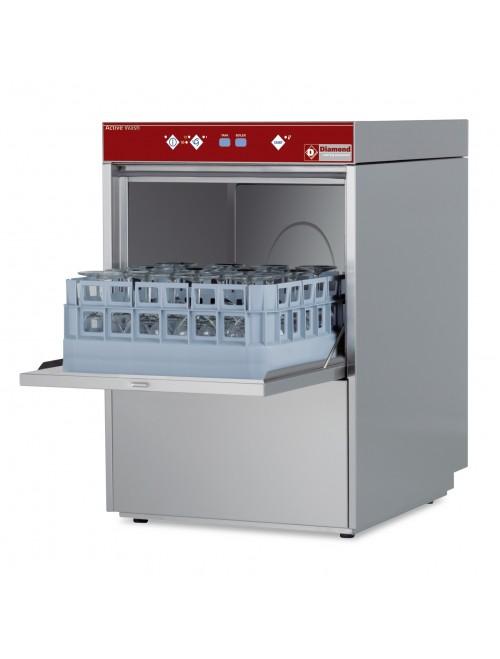 DCE/6-AUWK ActiveWash Undercounter Glasswasher 375x375mm Basket