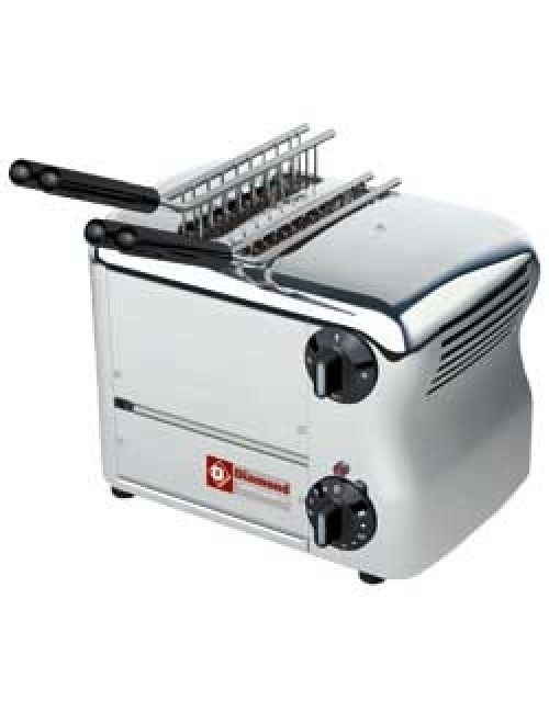 D2CM-X Commercial Electric Toaster 2 Slot Tongs
