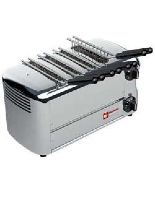 D4CM-X Commercial Electric Toaster 4 Slot Tongs