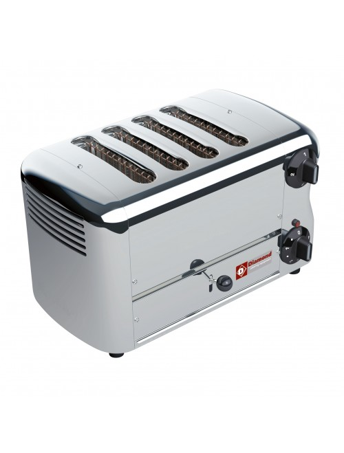 D4GP-X Electric Toaster 4 Slot