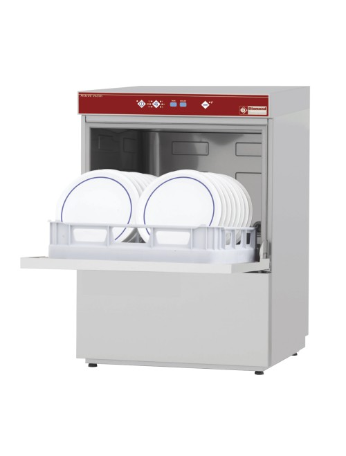 D86/EK-NP Dishwasher 500X500MM Basket 550 Dish/Hour