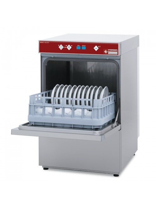 DBS5/6‐AUWK BestWash Undercounter Glasswasher 400x400mm Basket