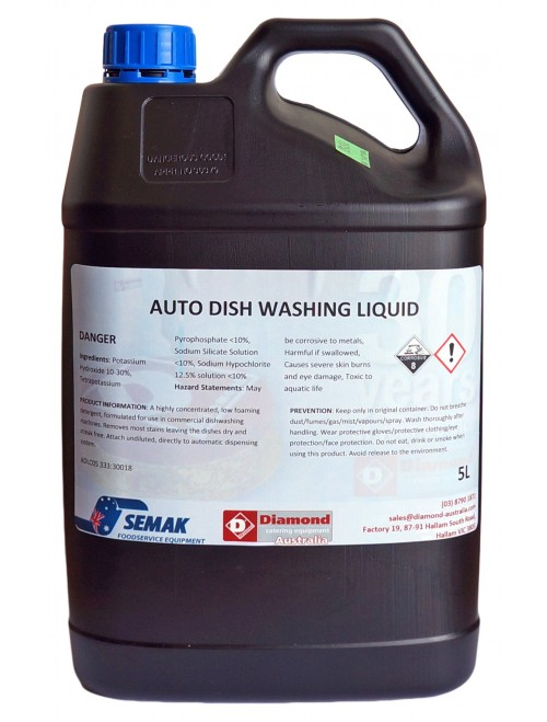 ADLC05 Auto Dishwasher Liquid 5 Litres