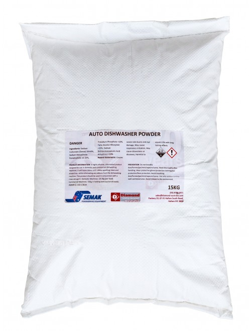ADMP15 Auto Dishwasher Powder 15Kg