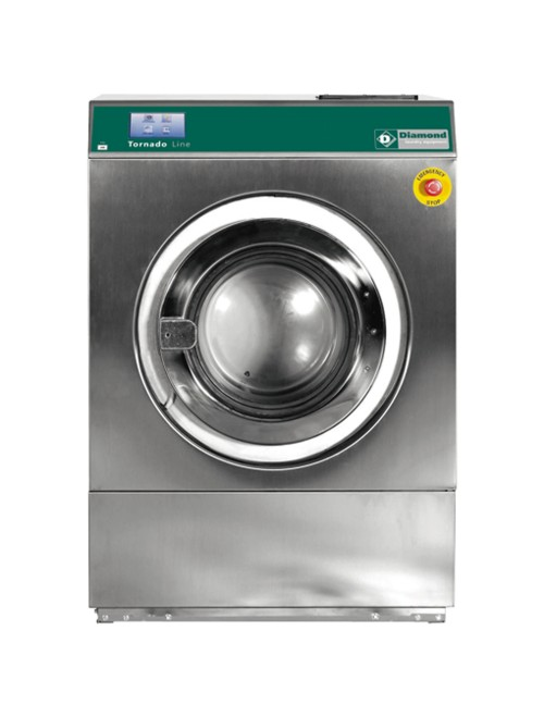 DLW14-TS/D Commercial Washing Machine Touchscreen 14Kg