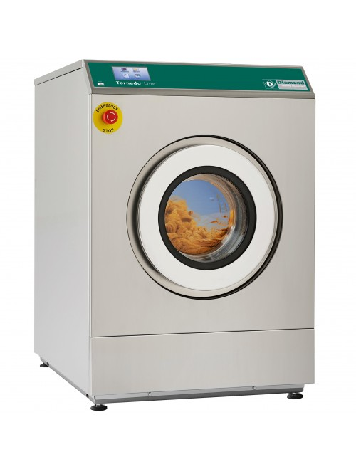 DLW11-TS/D Commercial Washing Machine Touchscreen 11Kg