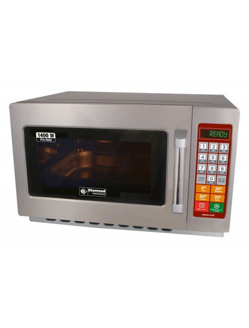 DW3414-DE Digital Light Commercial Microwave 1400W