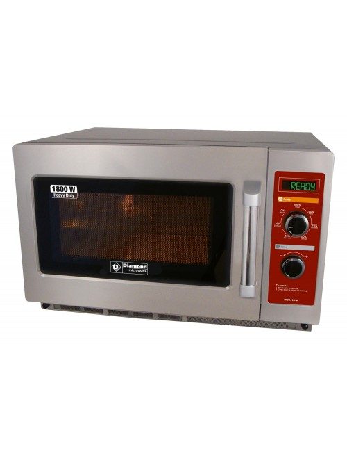 DW3418-M Mechanical Commercial Microwave 1800W