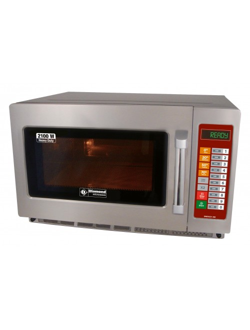 DW3421-DE Digital Intensive Commercial Microwave 2100W