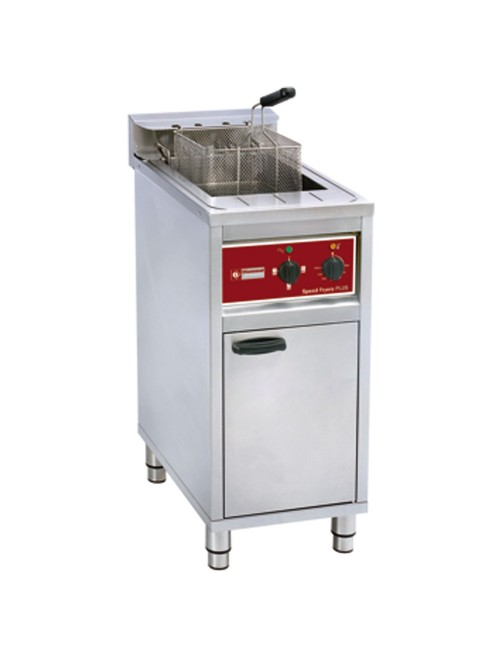 FSM-16E/N Electric Fryer Single Vat 16L