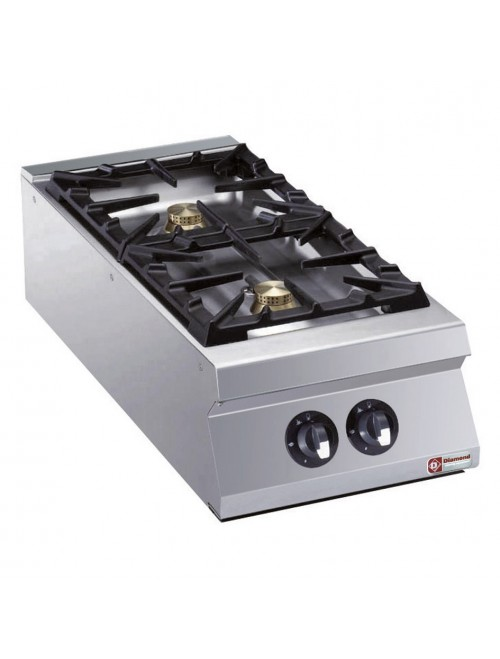 G22/2B4T-AGA 2 Burner Gas Cooktop 900mm