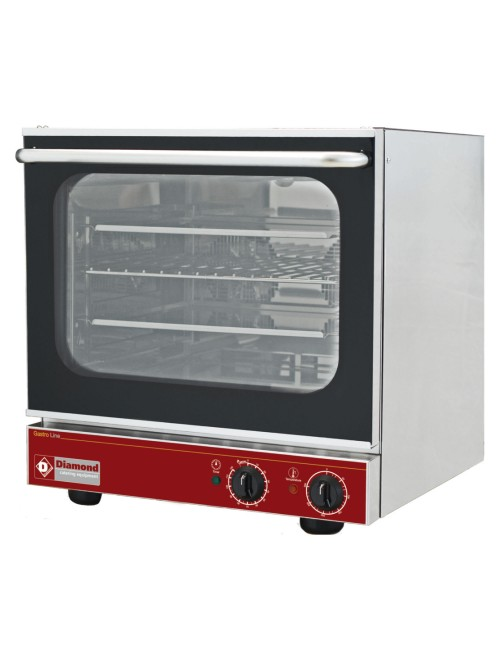 GASTRO23/X-N 4 Tray GN2/3 Electric Convection Oven