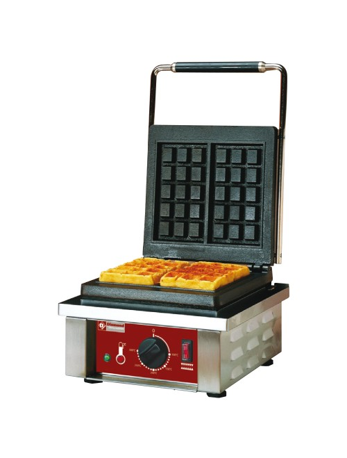 GB-3X5 Dual Commercial Waffle Iron 3x5