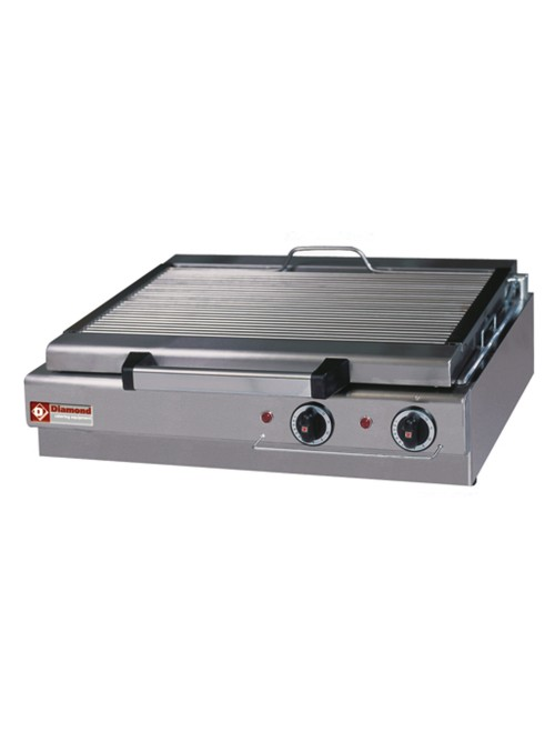 GCV/MX Electric Steam Grill Tabletop