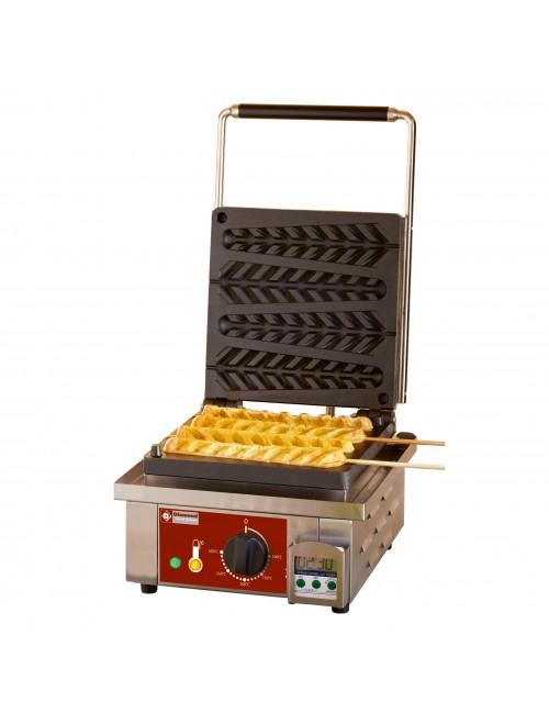 GE-4X/EP Stick Waffle Iron 4 Slot