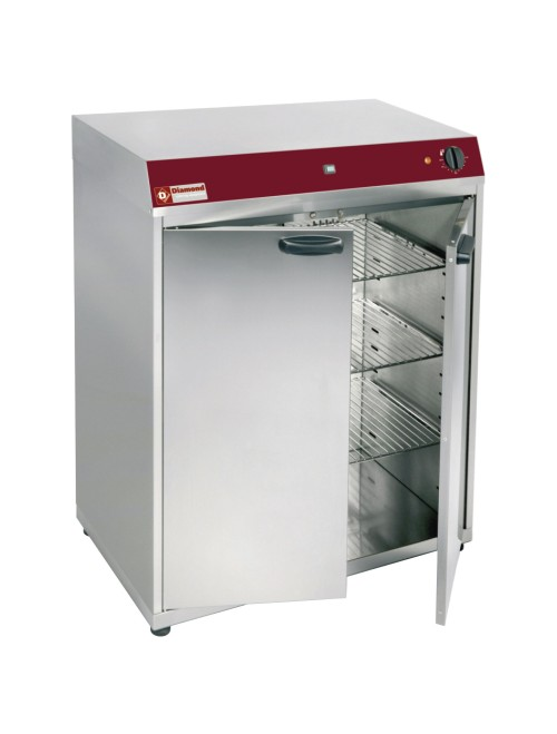 GEMMA 120/V Ventilated Plate Warming Cabinet 1/1GN