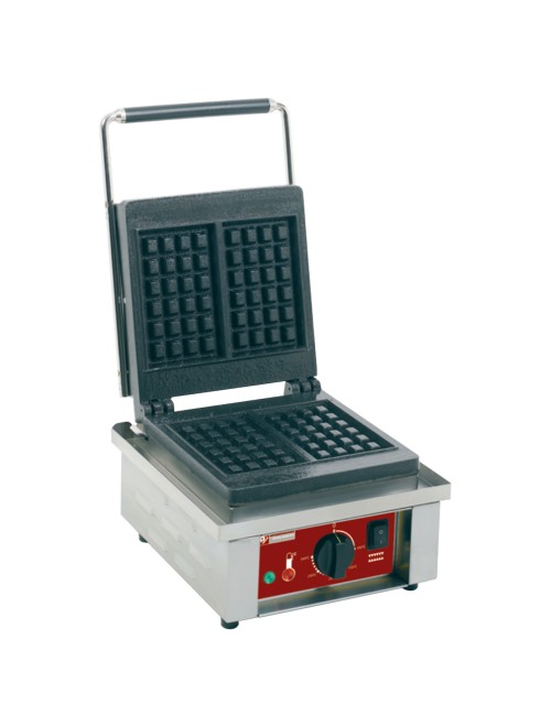 GL-4X6 Dual Commercial Waffle Iron 4x6